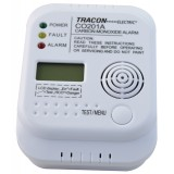 Tracon Szénmonoxid érzékelő Egészségügyi mérőkészülék