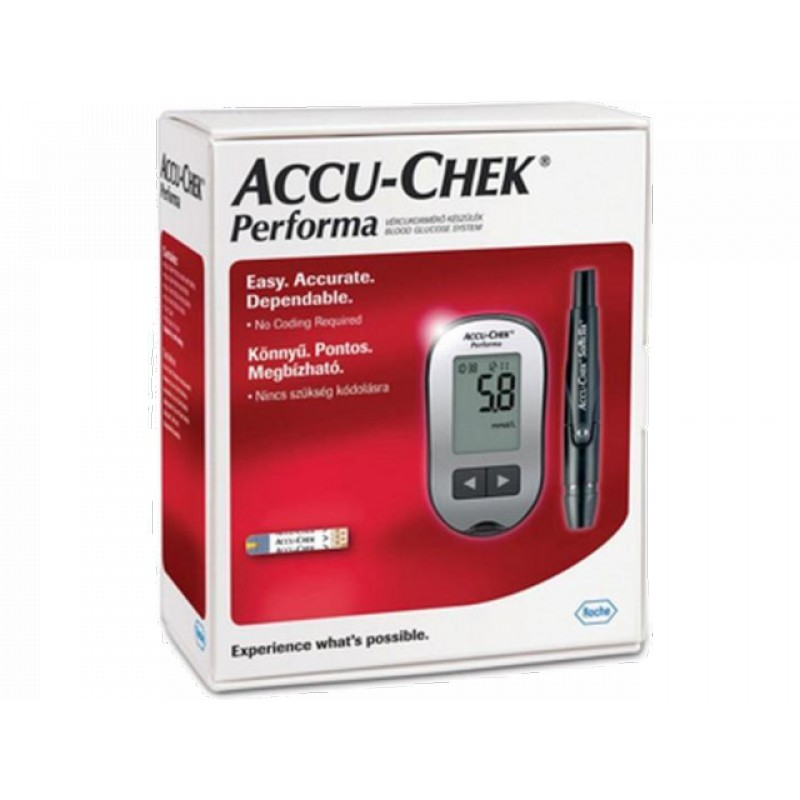 Accu-chek Performa Kit Vércukormérő