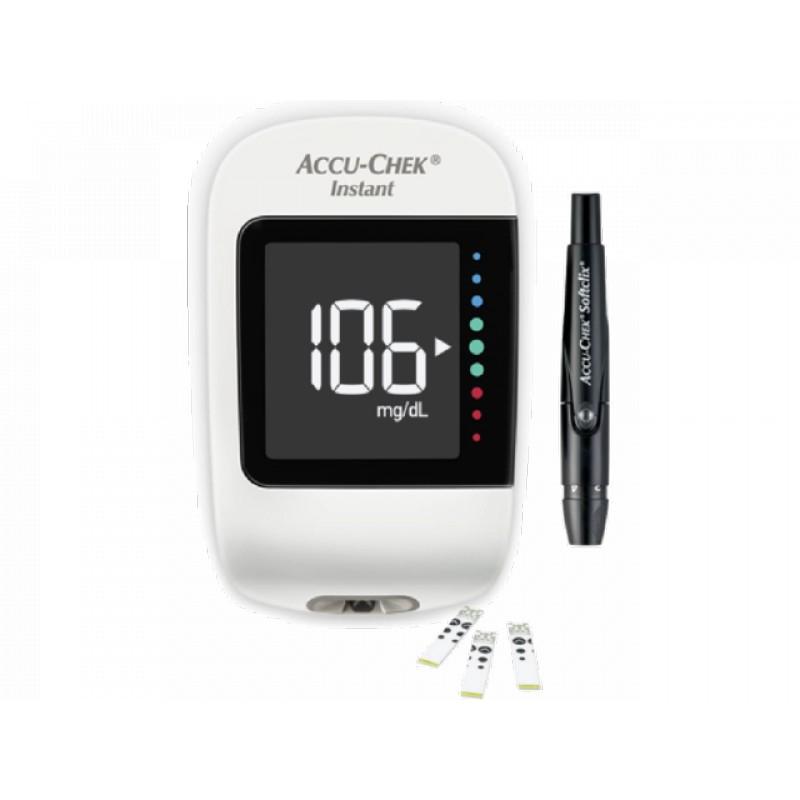 Accu-Chek Instant vércukormérő