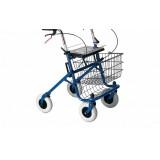 Rollátor négykerekű Gyógyászati segédeszköz