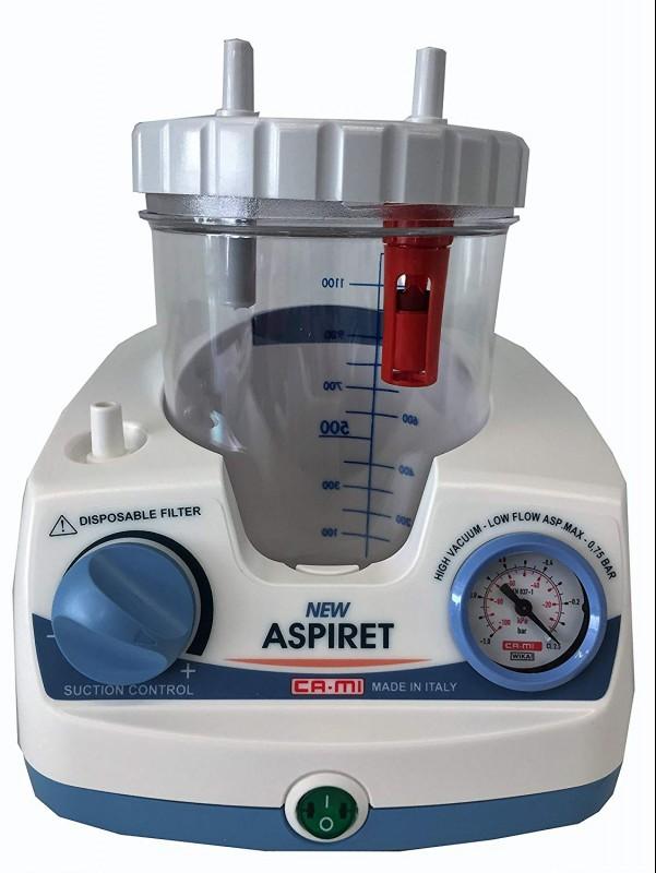 New Aspiret Váladékszívó készülék