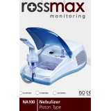 Rossmax NA 100 inhalátor (kompresszoros) Inhalátor ROSSMAX