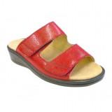 Komfort Style Női papucs -tépőzáras (07-5054-02) Papucs, - cipő KOMFORT STYLE