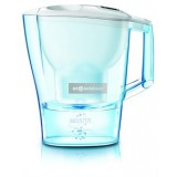 Brita Aluna XL Calendar Víztisztító vízszűrő kancsó Gyógyászati termékek BRITA
