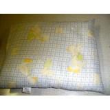 Színes antiallergén gyermek párna (Erzsébet) Ágynemű, - textil NAPFÉNYPAPLAN