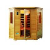 Infraszauna kabin (3-4 személyes) Fitness termék