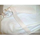 Gyermek gumifüles ágyvédő (Sabata BabySoft) Ágynemű, - textil SABATA