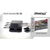 Steba RC58 Raclette kőlap + grill Háztartási gép STEBA