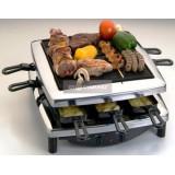 Steba RC3 Plus Raclette kőlap + grill (fém) Háztartási gép STEBA