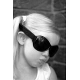 Retro Banz napszemüveg (Fekete) Baba termékek BABY BANZ
