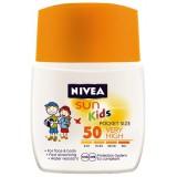 Nivea Sun Zseb-Naptej (FF50 50ml) Szépségápolás NIVEA