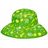 Baby,-Kidz Banz gyermek nyári sapka (kifordítható, Zöld) Baba termékek BABY BANZ