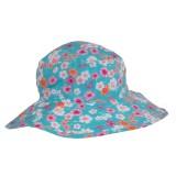 Baby,-Kidz Banz gyermek nyári sapka (kifordítható, Pink-floral) Baba termékek BABY BANZ