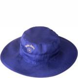 Baby,-Kidz Banz gyermek napvédő sapka (kék) Baba termékek BABY BANZ