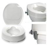 WC magasító tetővel - TICCO (GYS111) Gyógyászati segédeszköz TICCO