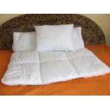 Antiallergén nyári gyerek ágynemű garnitúra - 90x135 Ágynemű, - textil NAPFÉNYPAPLAN