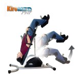 KiroMed Prof (elektromos gerincnyújtó pad) Tartásjavítás KIROMED