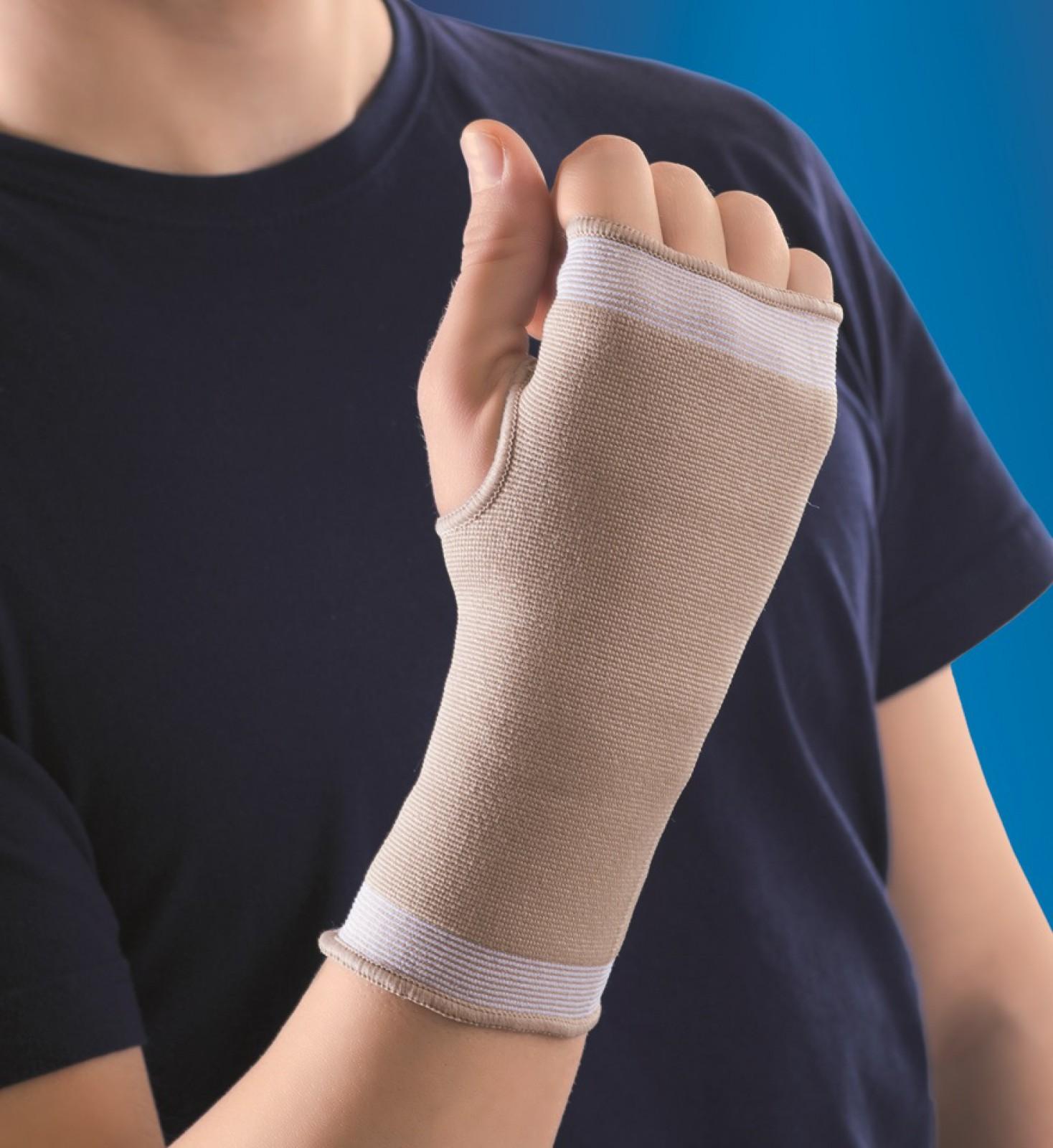 Elasztikus csukló és kézfej szorító (GYAH1405)