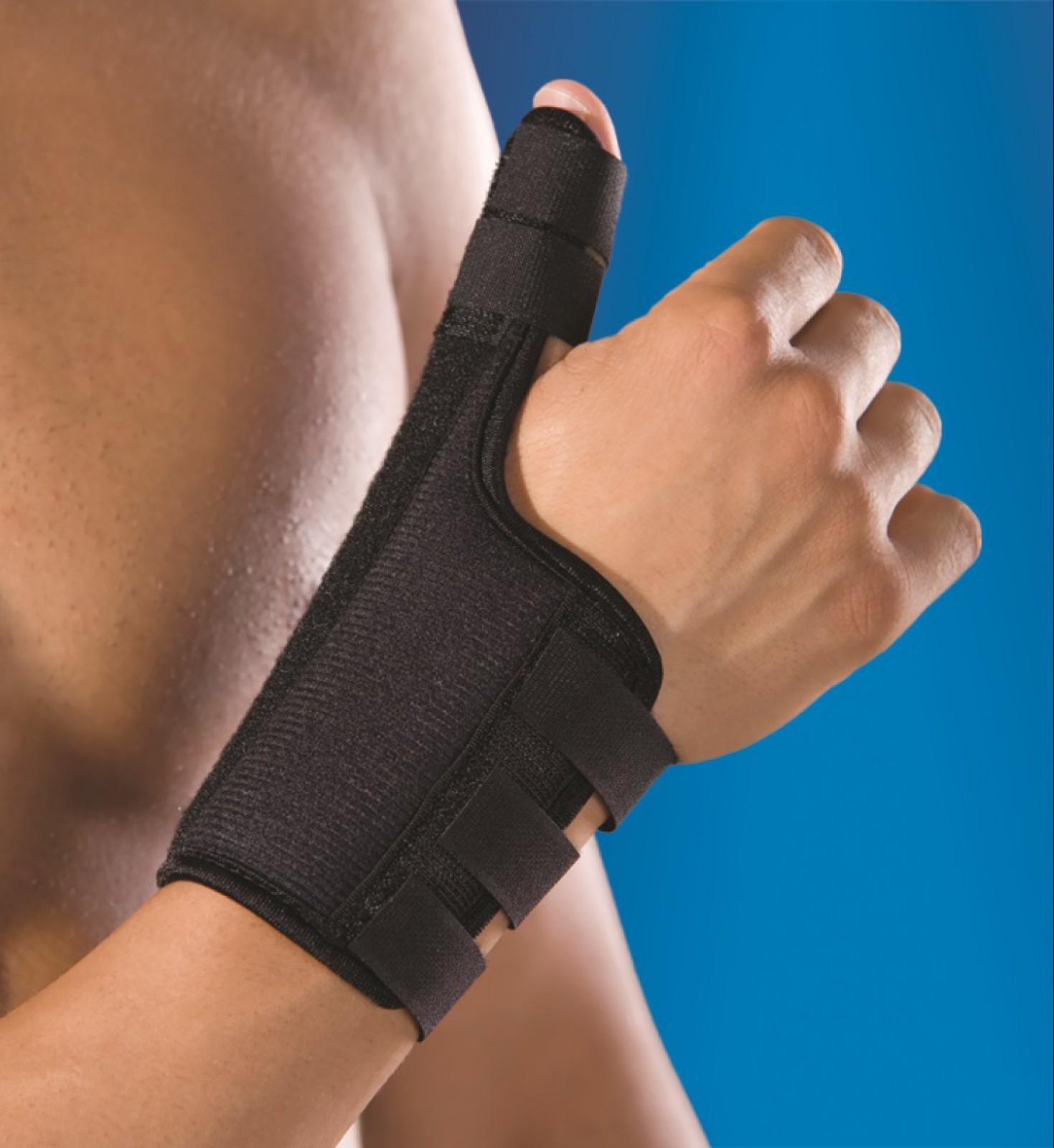 Elasztikus csukló és hüvelykujj rögzítő (GYAH0501)