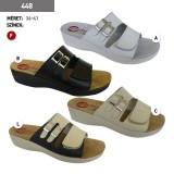 Comfortstep Női tépőzáras papucs (PA156) Papucs, - cipő COMFORTSTEP