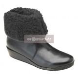 Scholl Vancouver női csizma (Fekete) Papucs, - cipő SCHOLL