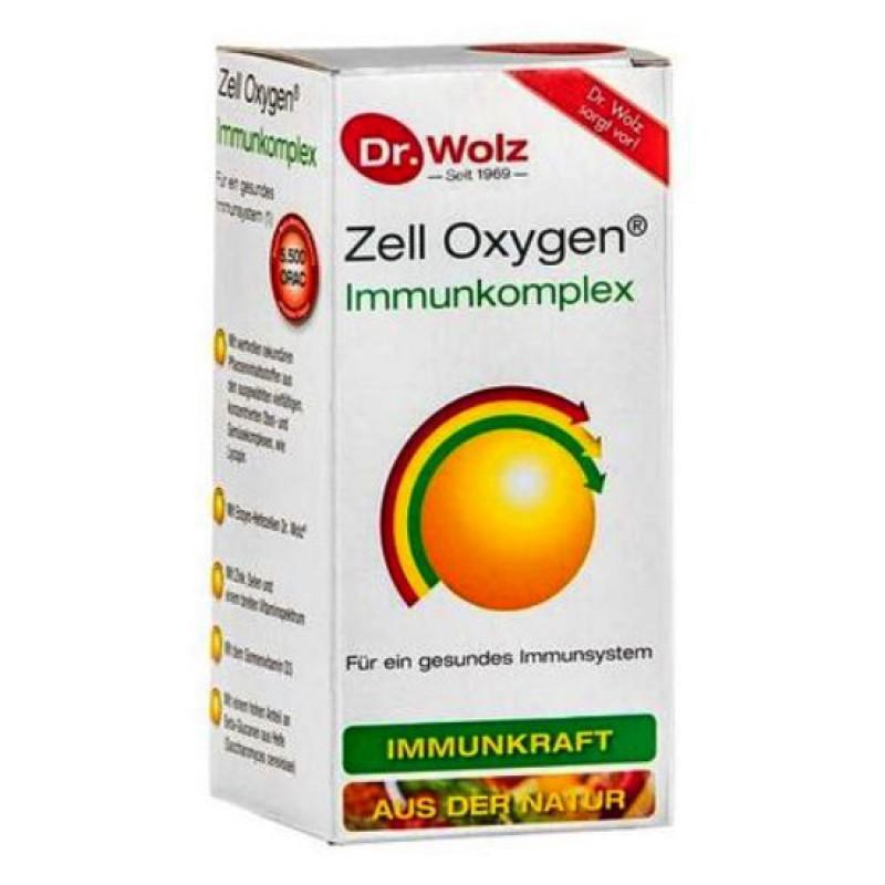 Dr.Wolz Zell Oxigén - immunkomplex koncentrátum
