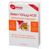 Dr.Wolz Selen 100+ Ace - sejtvédő kapszula Táplálék kiegészítők DR.WOLZ
