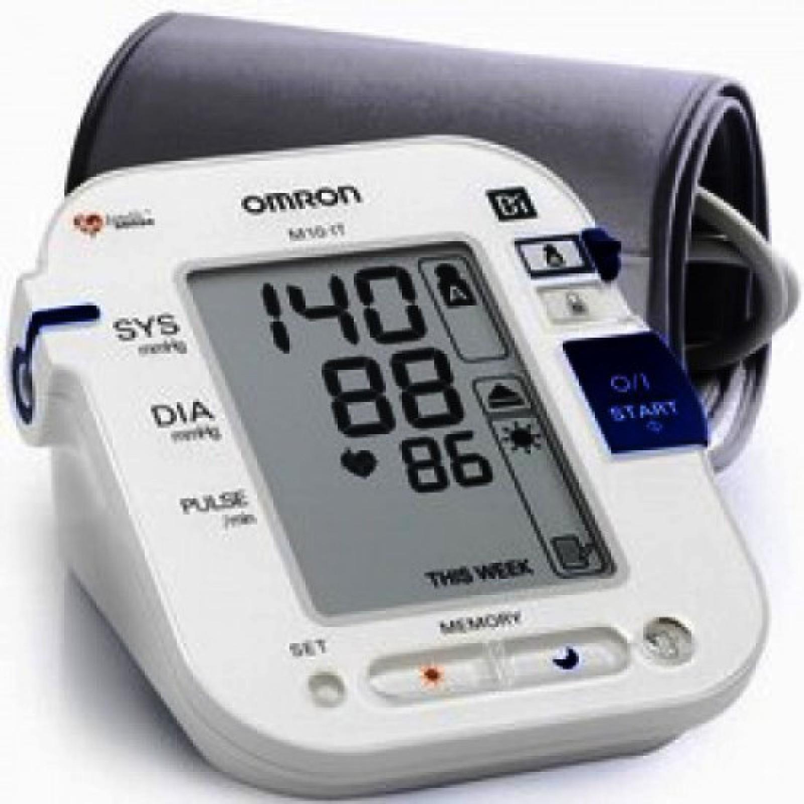 Omron M10-IT - vérnyomásmérő - Felkaros vérnyomásmérő