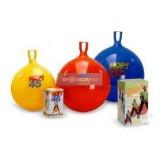 Gyermek ugráló labda - 65cm Fitness termék R-MED