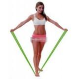 Fit-Band gumiszalag Zöld (Erős 150cm) Fitness termék FIT-BAND