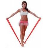 Fit-Band gumiszalag Piros (közepesen erős 150cm) Fitness termék FIT-BAND