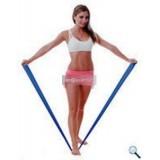 Fit-Band gumiszalag Kék (Extra erős 150cm) Fitness termék FIT-BAND