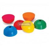 Multiaktiv félgömb szett (Egyensúlyérzék fejlesztő) Fitness termék R-MED