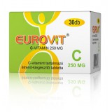Eurovit C-vitamin 250mg tabletta - 30