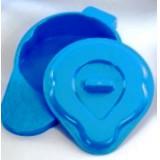 Ágytál fedővel - kék Orvosi készülékek TEVA