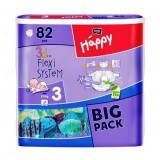 Bella Happy Midi Big Pack pelenka (5-9kg) x82 Baba termékek Bella Happy