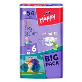 Bella Happy Junior Extra pelenka (16kg-tol) x54 Baba termékek Bella Happy