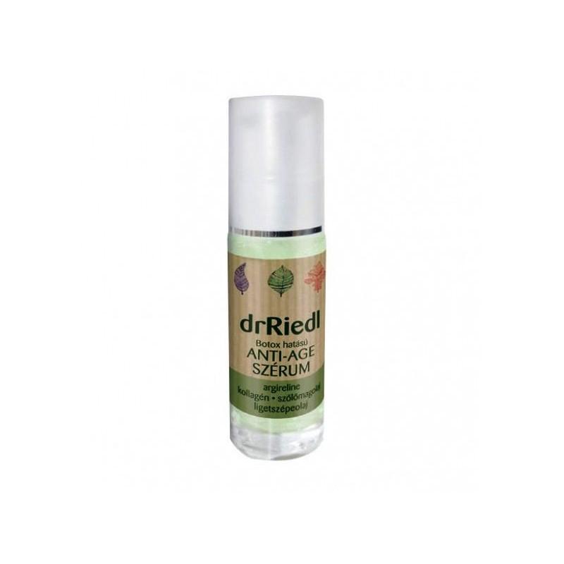 drRiedl botox hatású anti-age szérum (30ml)