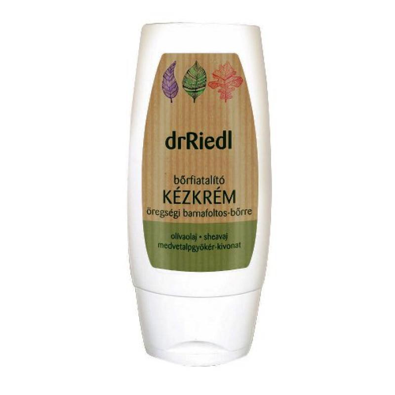 drRiedl bőrfiatalító kézkrém (100 ml)