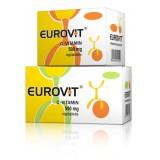 Eurovit C-vitamin 500mg tabletta - 30db Táplálék kiegészítők EUROVIT
