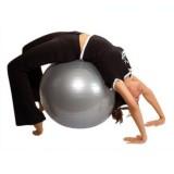 Fitball ülő labda - 55cm Tartásjavítás FITBALL