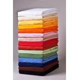 Jersey gumis lepedő (100x200cm) Ágynemű, - textil NATURTEX