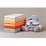 Gyermek Jersey gumis lepedő (70x140) Ágynemű, - textil NATURTEX