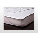 Frottír sarokpántos matracvédő (PVC 60x120) Ágynemű, - textil NATURTEX