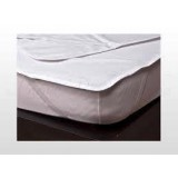 Frottír sarokpántos matracvédő (PVC 160x200) Ágynemű, - textil NATURTEX