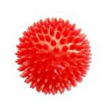 Masszírozó labda 9cm piros tüskés Masszírozók THERA BAND