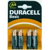 Ceruza Elem -DURACELL Basic 4db Egészségmegőrzés DURACELL