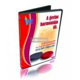 A gerinc harmóniája III. ülőpárnán (DVD lemez) Gyógyászati termékek TEVA