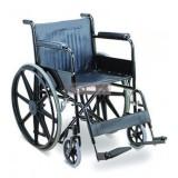 Kerekes szék (Standard EG447) Gyógyászati segédeszköz WELLMED