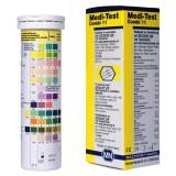 Vizeletvizsgáló tesztcsík COMBI 11 Orvosi készülékek